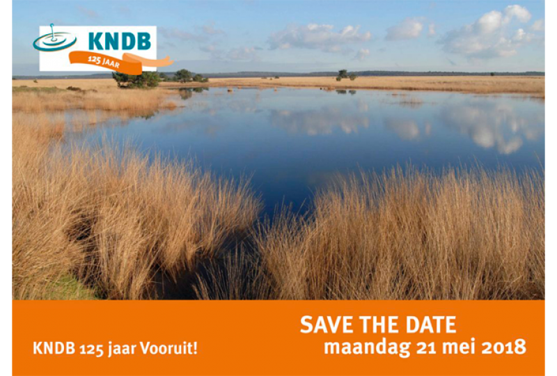Save the date 21 mei