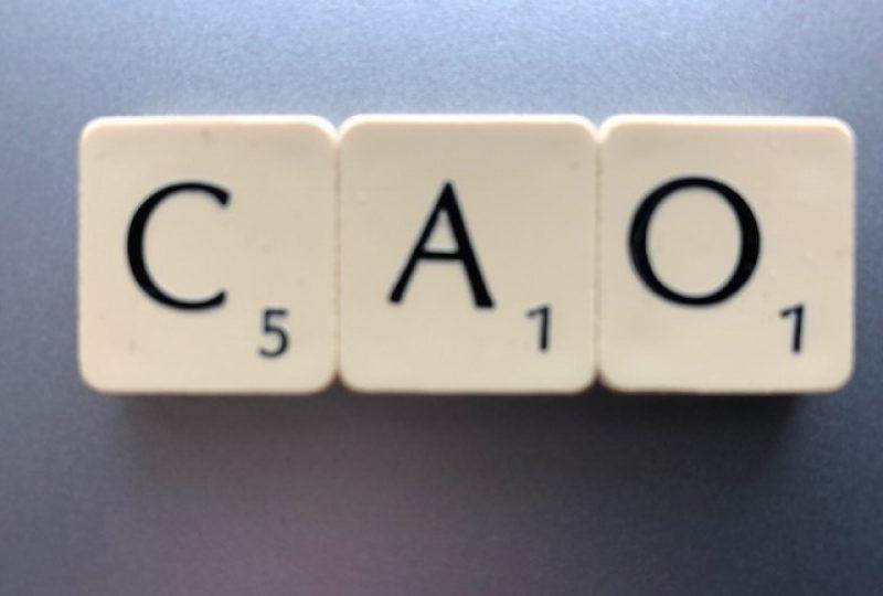 CAO loopt ongewijzigd door tot 1 juli 2021